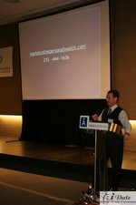 Mark Brooks at the January 27-29, 2007 European Internet Dating Conference and Matchmaking Industry Event in Barcelona Spain