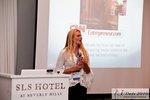 Karinna Kittles Karsten CEO of Sacred Love at iDate2010 Internet Dating Industry Event Beverly Hills