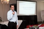 OPW Pre-Session (Mike Baldock of Courtland Brooks) at the June 22-24, 2011 Dating Industry Conference in L.A.