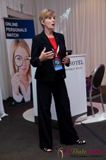 Ann Robbins (CEO of eDateAbility) at the June 22-24, 2011 L.A. Online and Mobile Dating Industry Conference