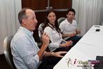 Mobile Dating Panel (Brendan O'Kane, Raluca Meyer & Joel Simkhai) at the June 22-24, 2011 Dating Industry Conference in Beverly Hills