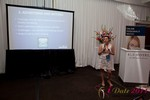 Monica Ohara (Director of Marketing at SpeedDate.com) at the 2011 Internet Dating Industry Conference in Beverly Hills