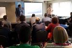 Lucien Schneller & Pedro Queiroz from Google at iDate2012 Sydney