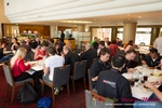 Lunch at the November 7-9, 2012 Mobile and Online Dating Industry Conference in Sydney