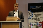 Dr Eike Post (Co-Founder of IQ Elite) at the 2012 European Online Dating Industry Conference in Koln