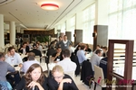 Lunch  at the September 10-11, 2012 Cologne European Internet and Mobile Dating Industry Conference