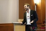 Matt Connoly (CEO of MyLovelyParent) at the 2012 European Online Dating Industry Conference in Cologne