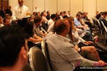 Audience and Beer at the Final Panel  at the June 20-22, 2012 California Internet and Mobile Dating Industry Conference