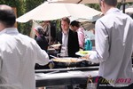 Lunch  at the June 20-22, 2012 California Internet and Mobile Dating Industry Conference