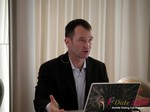 Mark Brooks (CEO of Courtland Brooks) at the June 20-22, 2012 Los Angeles Online and Mobile Dating Industry Conference