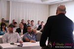 Roger Pavane (VP at PayOne) during Text2Pay Mobile Payments Session at iDate2012 California
