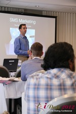 Peter McGreevy covers SMS Marketing Rules and Laws at iDate2012 West