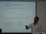 Dave Heysen CEO of Oasis and Amor En Linea  at iDate2013 South America