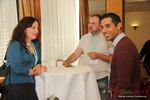 Networking at the September 16-17, 2013 Mobile and Online Dating Industry Conference in Köln