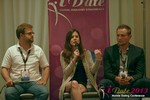 Dana Kanze - CEO of Moonit at the 2013 California Mobile Dating Summit and Convention