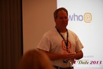 Lee Blaylock - Who@ at the 2013 Online and Mobile Dating Industry Conference in California