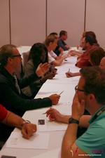 Speed Networking at the June 5-7, 2013 Beverly Hills Internet and Mobile Dating Business Conference