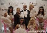 eLove Crew at the 2013 iDateAwards Ceremony in Las Vegas