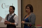 Charles Orlando and Lisa Steadman at the 10th Annual iDate Super Conference