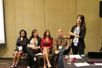 Cynthia Price (CEO of DatingAdvice) at the 2013 Las Vegas Digital Dating Conference and Internet Dating Industry Event