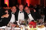Scamalytics crew at the 2013 iDate Awards Ceremony