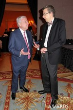Meeting with Dr Warren at the 2013 Las Vegas iDate Awards