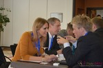 Speed Networking among Dating Industry Executives  at iDate2014 Koln
