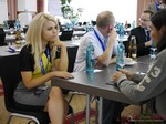 Speed Networking among Dating Industry Executives  at the September 8-9, 2014 Koln European Internet and Mobile Dating Industry Conference