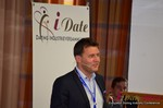 Clive Ryan, Regional Business Development Manager for Facebook  at iDate2014 Koln