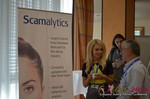 Exhibit Hall, Scamalytics Sponsor  at the September 8-9, 2014 Koln European Internet and Mobile Dating Industry Conference