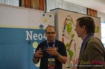 Exhibit Hall, Neo4J Sponsor  at the September 8-9, 2014 Koln European Internet and Mobile Dating Industry Conference