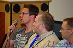 Henning Weichers CEO of Metaflake, Final Panel  at the 2014 European Online Dating Industry Conference in Koln