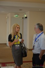 Exhibit Hall  at the September 7-9, 2014 Mobile and Online Dating Industry Conference in Germany