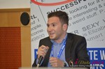 Alessandro Bruno-Bossio, Head of Sales at Neteller  at the 2014 European Online Dating Industry Conference in Koln