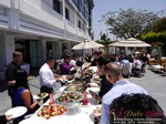Lunch at the June 4-6, 2014 Mobile Dating Business Conference in Los Angeles