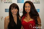 Julie Spira & Carmelia Ray  in Las Vegas at the January 15, 2014 Internet Dating Industry Awards