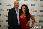 Sean Kelley & Carmelia Ray  at the 2014 Internet Dating Industry Awards Ceremony in Las Vegas