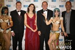 Dating Factory & RedHotPie Execs  at the 2014 iDate Awards