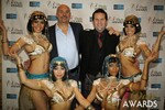 Sean Kelley & Michael O'Sullivan  at the 2014 iDateAwards Ceremony in Las Vegas