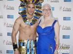 Mary Haskett of beehiveID  at the 2014 Las Vegas iDate Awards