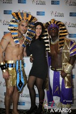 Enjoying the scenery  in Las Vegas at the 2014 Online Dating Industry Awards