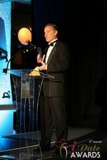 Ken Agee of AForiegnAffair.com (Winner of Best Affiliate Program) at the 2014 Internet Dating Industry Awards Ceremony in Las Vegas