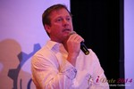 Dr. Jeff Collier - CEO of MateSafe at the January 14-16, 2014 Las Vegas Online Dating Industry Super Conference