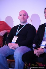 Jason Lee - CEO of DatingWebsiteReview.net at the 2014 Las Vegas Digital Dating Conference and Internet Dating Industry Event