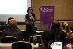 Jessica Carbino - Sociologist @ ThreeDayRule at the 11th Annual iDate Super Conference