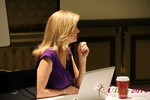 CNN's Dr. Wendy Walsh - Matchmaking Debate Moderator at the January 14-16, 2014 Internet Dating Super Conference in Las Vegas
