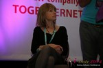 Sharon Jayson of USA today on Mobile Video Dating Technology Panel at the 2014 Internet Dating Super Conference in Las Vegas