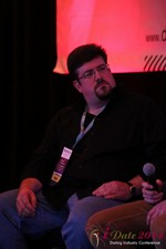 Ophir Laizerovich - CEO of C2 Media at the January 14-16, 2014 Las Vegas Internet Dating Super Conference