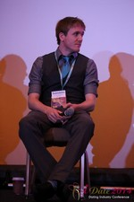 Steve Dean - CEO of Dateworking at the January 14-16, 2014 Las Vegas Internet Dating Super Conference