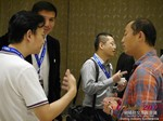 Business Networking  among C-Level Dating Industry Executives at the May 28-29, 2015 China Asia and China Internet and Mobile Dating Industry Conference